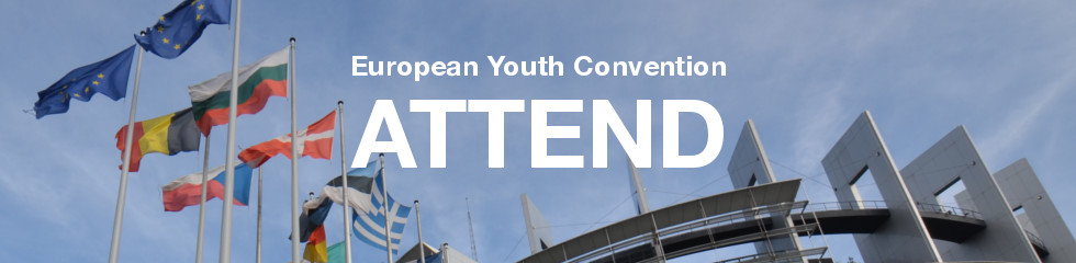 How to attend European Youth Convention