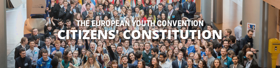 European Youth Convention Citizen Constitution