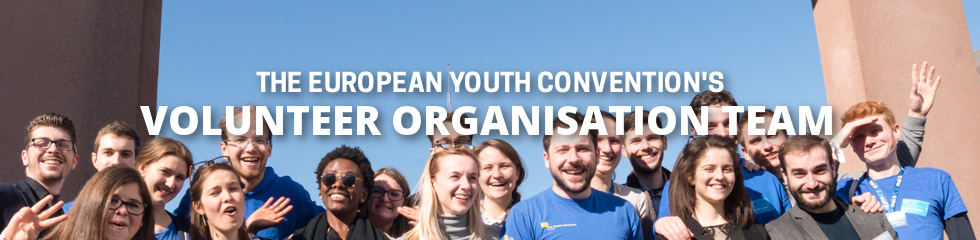 European Youth Convention Team Members to Contact